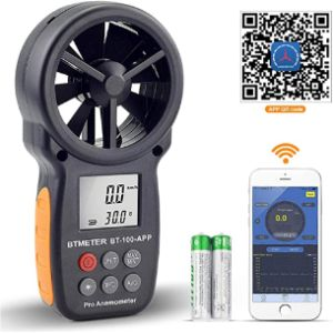 Btmeter Wind App Android Speed Meter