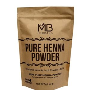 Mb Herbals Henna Leaf Powder