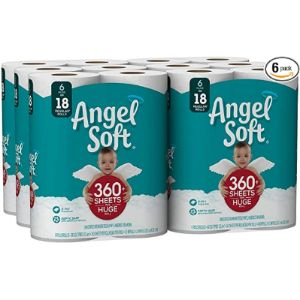 Angel Soft Cloud Tissue Paper