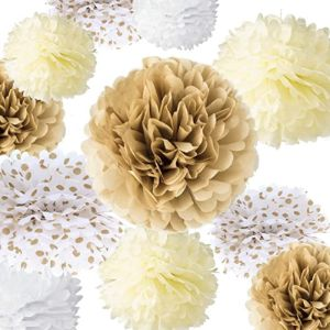 Vidal Crafts Tissue Paper Flower Decoration