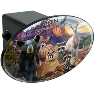 Graphics And More Ut Trailer Hitch Cover