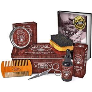 Visit The Viking Revolution Store Mustache Scissors Comb Set