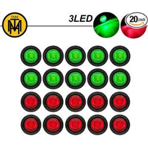 Tmh Green Marker Light