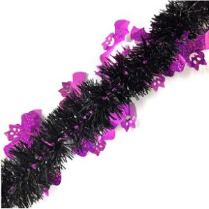 Brite Star Halloween Tinsel Garland