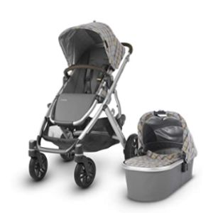 Review Uppababy Vista Stroller