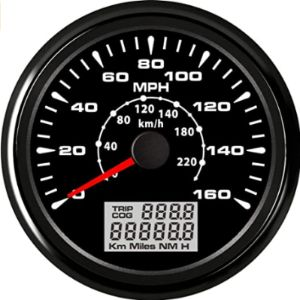 Eling Gauge Speedometer