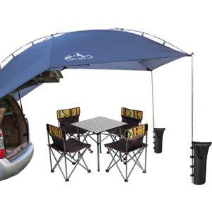 Playdo Car Back Tent