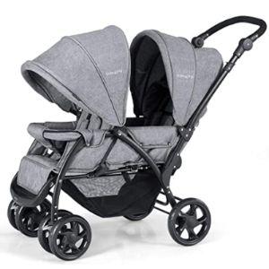 Baby Joy Lightweight Infant Toddler Double Stroller