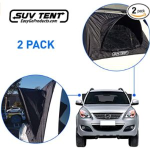 Easygoproducts S Car Back Tent