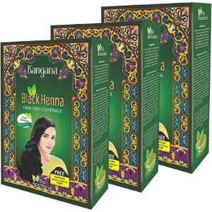 Kangana Dye Preparation Henna Hair