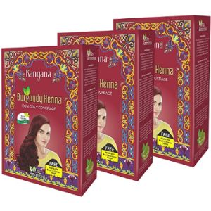 Kangana Dye Copper Henna Hair