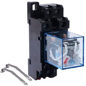 Taiss Electromagnetic Relay Switch