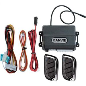 Banvie Relay Box Car Key