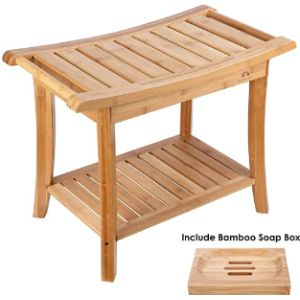 Homecho Spa Seat Shower Stool