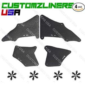Customzliners Usa Rubber Seal Side Skirt