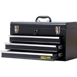 Tankstorm 3 Drawer Steel Tool Box