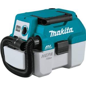 Makita Shop Vacuum With Hepa Filter