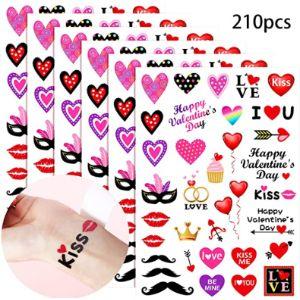 Zhanmai Heart Pattern Tattoo