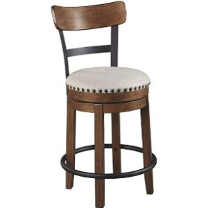 Signature Design By Ashley Industrial Swivel Stools