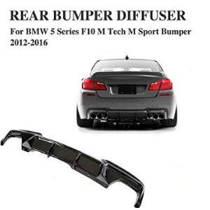 Install Rear Bumper Diffuser
