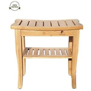 Outdoor Spa Seat Shower Stool