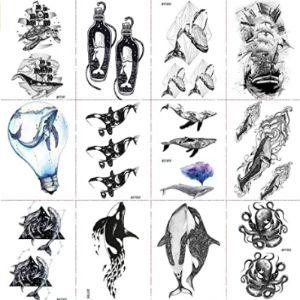 Visit The Coktak Store Tattoo Design Dolphin