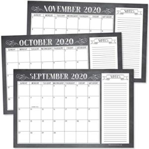 Visit The Hadley Designs Store Desk Calendar 2019