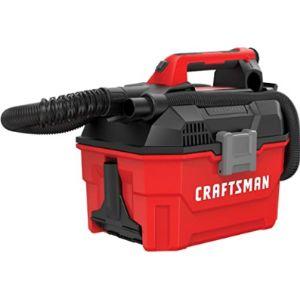 Craftsman Tank Portable Vacuum