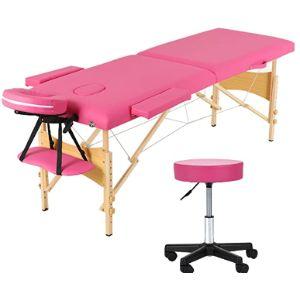 Uenjoy Portable Massage Stool
