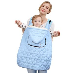 Norya Shop Winter Cover Baby Carrier