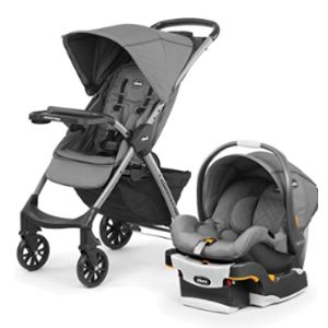 Chicco Comparison Lightweight Stroller