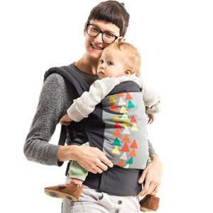Boba Pattern Toddler Carrier