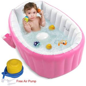 Flymei Temperature Infant Bath
