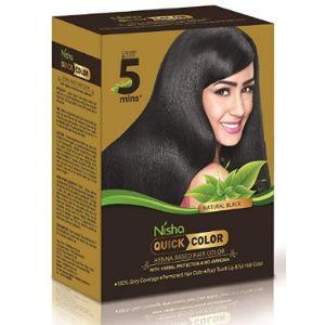 Nisha Henna Hair Dye Cover Gray