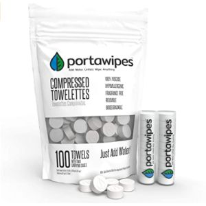 Portawipes Water Tissue Paper