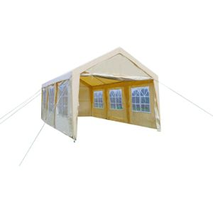 Gojooasis Canvas Car Tent