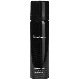 True Sons Non Irritating Beard Dye