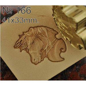 Dands Ltd Horse Leather Stamp