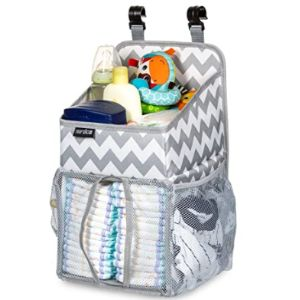 Dailynordic Diaper Organizer Changing Table