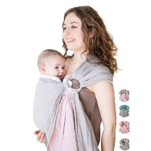 Mebien Touche De La Nature Toddler Carrier Wrap