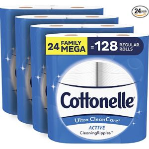 Cottonelle Skin Tissue Paper