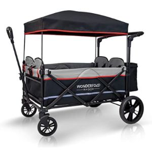 Wonderfold Expensive Baby Carriage