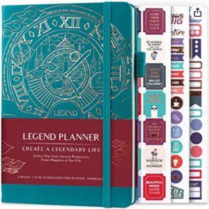 Legend Planner Schedule Organizer