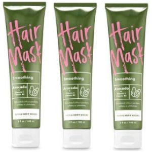 Bath And Body Works Hair Mask With Avocado