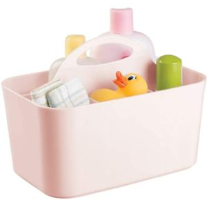 Mdesign Baby Bib Storage