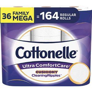 Cottonelle Eating Tissue Paper
