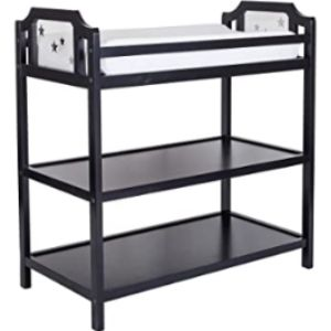 Suite Bebe Baby Changing Table Black