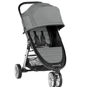 Baby Jogger Lightweight Stroller With Bassinet