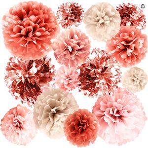 Vinant Tissue Paper Flower Rose
