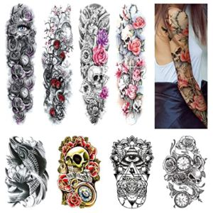 Jacknb Elbow Tattoo Design